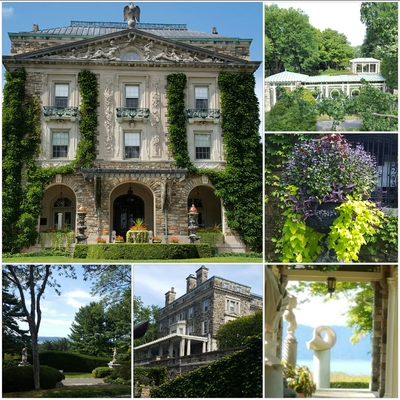 EXCURSION to KYKUIT Rockefeller estate