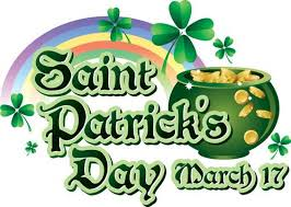 ST PATRICKacuteS DAY POTLUCK DINNER