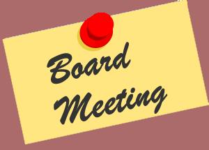 BOARD MEETING