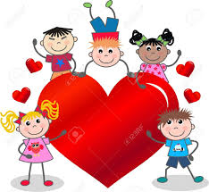 CHILDREN VALENTINEacuteS Party