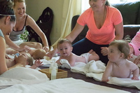 Baby Massage Workshops