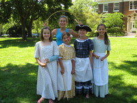Hands-On-History Summer Colonial Camp in Rye - July 9-26